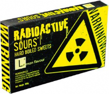 Radio Active Sours Lemon 100g